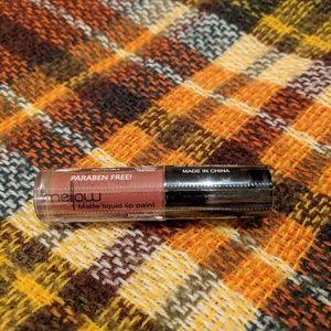 Mini Mellow Cosmetics matte lip paint